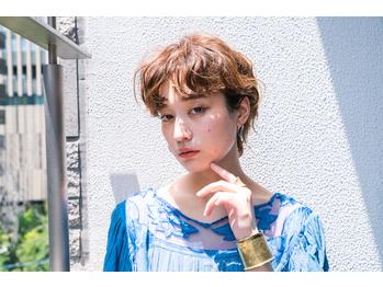 アメリ(amelie)(大阪府大阪市北区/美容室)