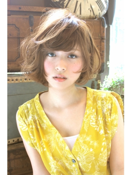 LAUREN★Ennui Short Bob Style♪tel0112328045