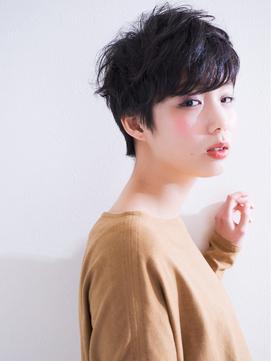 MY hair design カジュアルモードなショートヘア by 堀研太