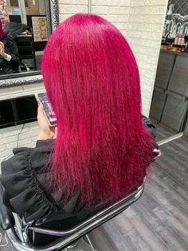 vivid cherry pink TRICKstyle!