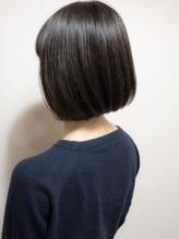 【Ciel】濃厚グレーで暗髪カラー、就活にも安心!.4