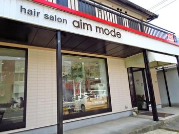 ヘアサロン エイムモード(hair salon aim mode)(福岡県北九州市小倉南区)