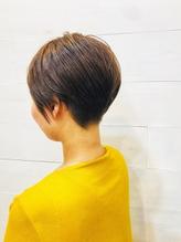ショートボブレディース ツーブロック☆HUG 西明石.30