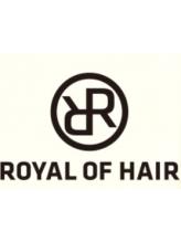 ロイヤルオブヘアー 富雄(ROYAL OF HAIR)