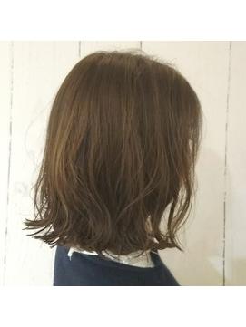 【brace】 長友美香  モテ髪  ゆるふわ  外ハネパーマ