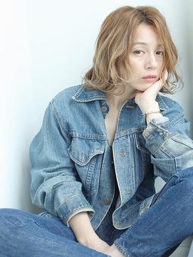 《K-two栄・矢場町》小顔アンニュイウェーブスタイル☆