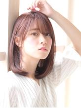 《dress/川崎71》☆ノーブルストレート×斜めバング☆ 前髪パーマ.7