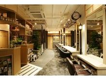 ハッチ ヘアーファクトリー 川越店(8 hacchi hair factory)