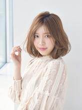 ふわボブ☆ライトベージュ《aL-ter LieN ノノヤマ》.27