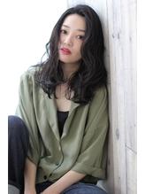 【lagoon三戸】透明感☆暗髪ヴェールアッシュ*.48