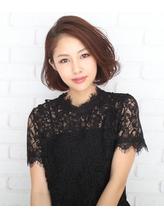 ☆美シルエットのニュアンシーボブ.28
