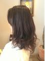 【カット+オーガニックカラー+ナノミスト¥6960】白髪染めやおしゃれ染め!!年代に合わせたカラーをご用意♪