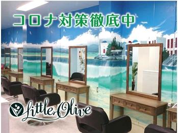リトルオリーブ 南林間(Little Olive)(神奈川県大和市/美容室)