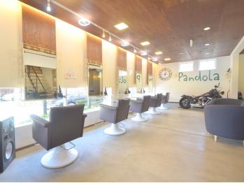 パンドーラ美容室 寿町店(PANDOLA)