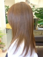 【亀戸】クセや悩み・希望の仕上がりに合わせたオーダメイド矯正♪毛先まで潤うストレートで憧れの艶髪に☆