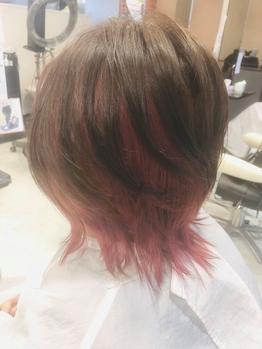 ルール オブ ビューティー ヘアー 花園サロン(rule of beauty hair)