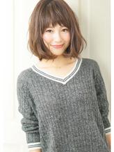 『rue京都』ビターショコラ☆ボブ .14