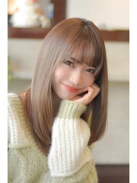 【名駅髪質改善テクライズ】モテ髪☆さら艶ストレート