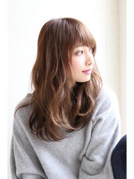 【GARDEN】ふんわりパーマ×透明感カラー(田塚裕志)