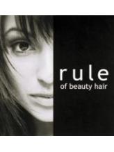 ルールオブビューティーヘアー アムズ御所南サロン(rule of beauty hair)
