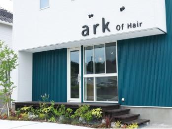 アークオブヘア(ark of hair)(茨城県つくば市/美容室)