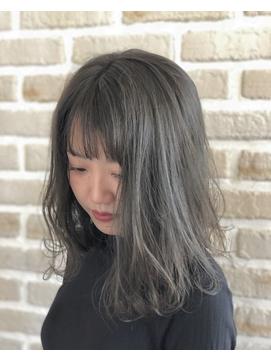 【cocorich】小柳悠太 超マットグレージュ