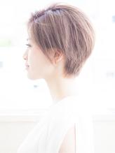 ミセス前下がりショートボブ【PATIONN 表参道青山原宿】 春色.18