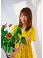 mint hair risort  西田 啓  ホワイトピンクセミディレイヤー