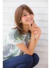 【富山大介】30代40代オススメ・大人の小顔くびれミディ 上品.59