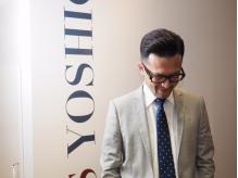 スーツに似合うビジネススタイルをトータルでコーディネート!清潔感あふれるスタイルで「出来る男」を演出