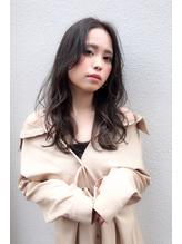 【金原】センターパート/ほつれロングレイヤー.23