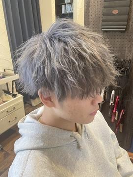 【Basaraメンズスタイル】ソフトツイストマッシュ