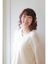 ☆休日のヘアアレンジ☆ .55