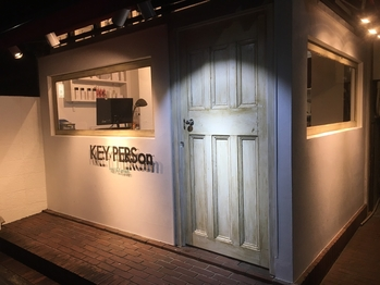 キーパーソン(Hair&eyelash KEY PERSon)(京都府京都市西京区/美容室)