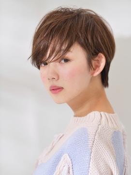 《Barretta/蒲田597》☆ジェンダーレス×大人ショート☆