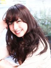 清楚に女子アナテイストロング巻き髪style 女子アナ.25