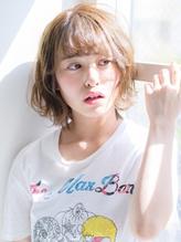 【Neolive3/溝の口510】ひし形シルエット×エアリーショート☆2.12