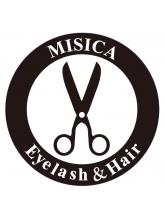 アイラッシュアンドヘアー ミシカ(eyelash&hair MISICA)