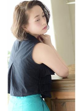 【RIMA】外国人風*ラフカールボブ