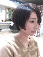 ☆chouchou☆上品な前下がり小顔ショート♪ シュシュ.26