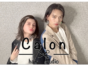 カロン(Calon)(大阪府寝屋川市/美容室)