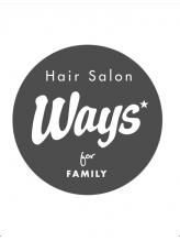 ヘアーサロン ウェイズ(hair salon Ways)