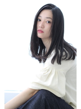 【lagoon三戸】好感度◎キレイめ柔らかストレート*.49