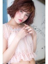 【Lond】本田 奈穂美    大人可愛いスウィートボブヘアスタイル スウィート.36