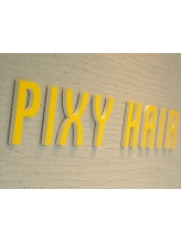 ピクシー ヘアー(PIXY HAIR)