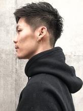 ★un le pont★爽やかヘアビジカジワイルドツーブロック刈り上げ.22