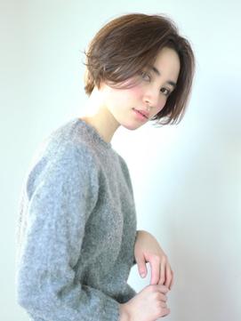 【K-two青山】クールなオシャレショートボブ【表参道】