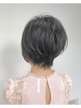 上大岡簡単スタイリング小顔ヘアくせ毛カバー伸ばしかけヘア