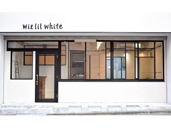 ウィズ リル ホワイト(wiz lil white)
