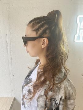 [HELM渋谷]イベントヘアセット☆
